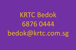 krtc bedok take over