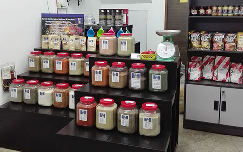 Wholesale & retail spice shop for takeover