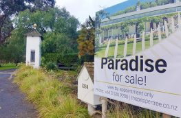 Paradise for Sale in New Zealand