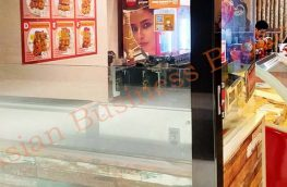 0101002 Fast Food Restaurant in Retail Mall, Cambodia for Sale