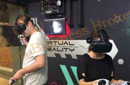 0123005 Exciting Bangkok VR Games Business for Sale in Thailand