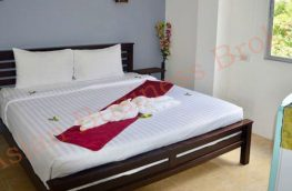1801005 18 Rooms Hotel with License near Ao Nang Beach, Krabi Thailand for Sale and Rent